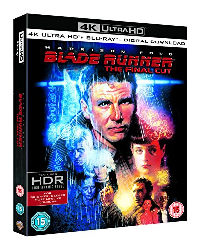 Blade Runner [Blu-Ray] [Region B]