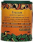 Guayapi Urucum-Pulver (Bixa Orellana) aus Wildlese, 'Die Sonne Ihrer Haut', 1er Pack (1 x 50 g)