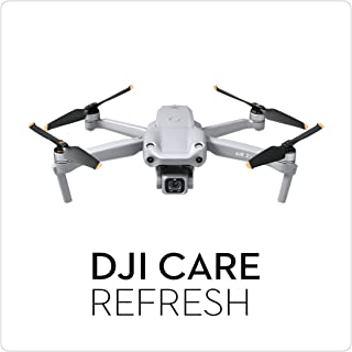 DJI Air 2S - Care Refresh (1 year), Warranty for DJI Air 2S, Up to two replacements within 12 months, Fast support, Accide...