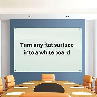 Large Dry Erase Whiteboard Wallpaper - 35.4