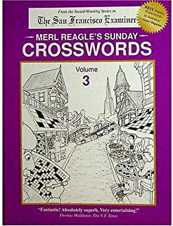 Merl Reagle's Sunday Crosswords, Vol. 3