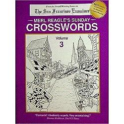 professional Merla Ligras Sunday Crossword, Vol.  3