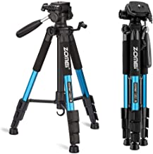 "ZOMEI 55"" Compact Light Weight Travel Portable Folding SLR Camera Tripod for Canon.."