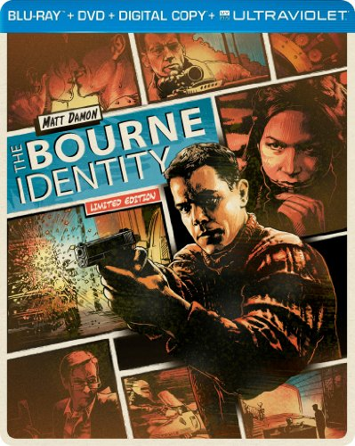 Add The Bourne Identity 2002 To Your Film Collection Today