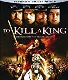 To Kill A King [Blu-ray]