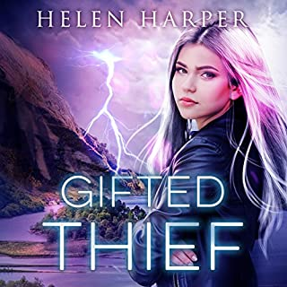 Gifted Thief     Highland Magic Series, Book 1              By:                                                                                                                                 Helen Harper                               Narrated by:                                                                                                                                 Saskia Maarleveld                      Length: 8 hrs and 17 mins     64 ratings     Overall 4.6
