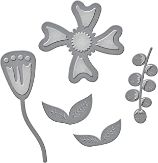 Spellbinders S3-228 Shapeabilities Woodland Stylized Flower Etched/Wafer Thin Dies