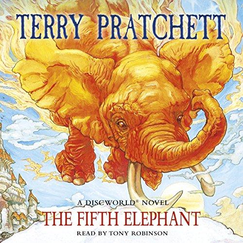 The Fifth Elephant: (Discworld Novel 24) (Discworld Novels, Band 24)