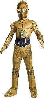 Rubie's Star Wars Classic C-3PO Children's Costume, na, Large