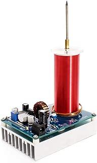 JZENT Tesla Coil Desktop Toy Arc Generator Wireless Transmission Teaching Demonstration Experiment Model JE-03