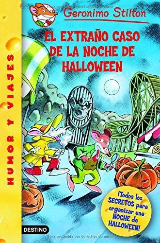 Stilton 29: el extraño caso de la noche de halloween: Geronimo Stilton 29: 1