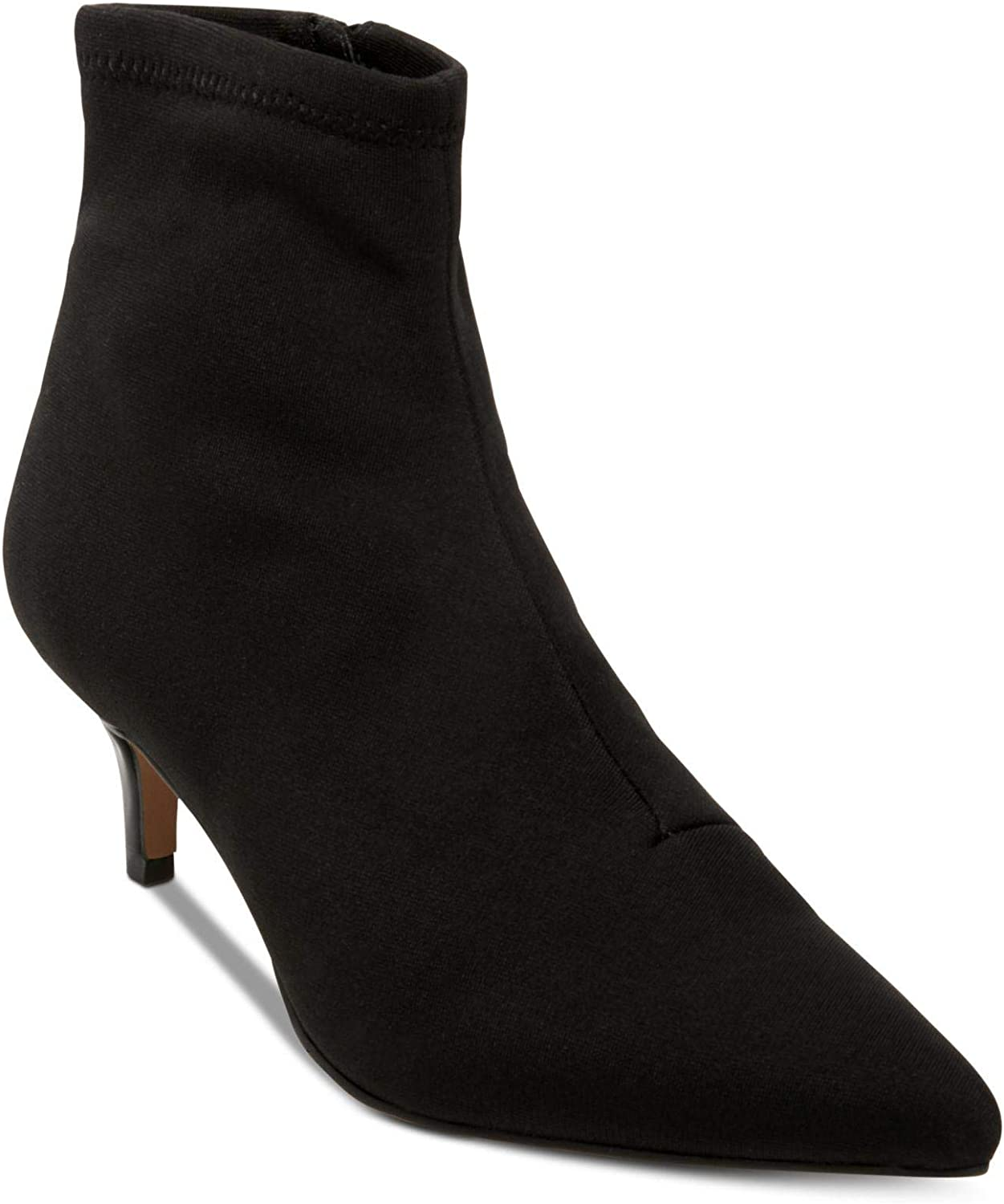 Betsey Johnson Womens Verona Pointed Toe Ankle Fashion Boots