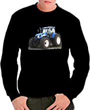 BLUE HAWAI A532 Patch ECUSSON New Holland Agriculture 10 3,5 CM