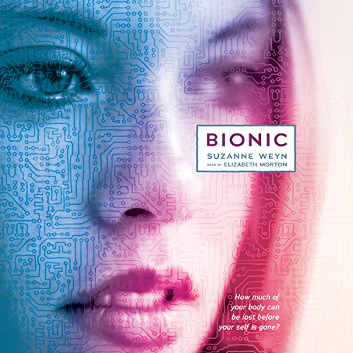 Bionic audiobook cover art