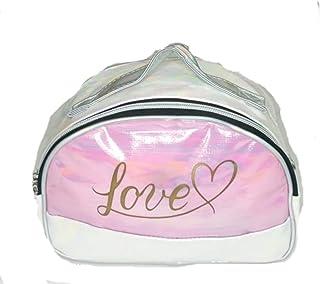 Luminous Makeup Bag White