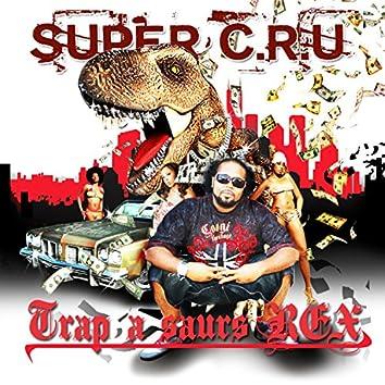 Trap-A-Saurs Rex