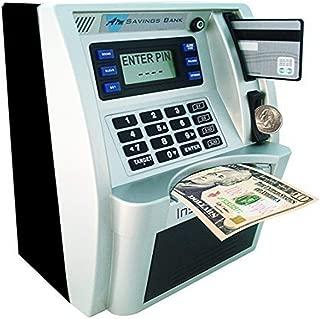 LB Electronic Mini ATM Machine Piggy Bank for Kids