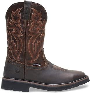 Wolverine Men's Rancher WPF Soft Toe Wellington Work Boot