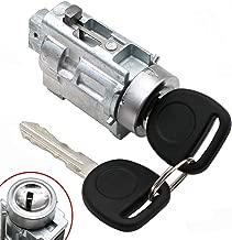 KIPA Ignition Lock Cylinder with Keys Passlock Chip for Chevy Classic Impala Malibu Monte Carlo Oldsmobile Alero Cutlass Intrigue Pontiac Grand OEM # 25832354 D1493F 15822350 US286l 12458191 924-719