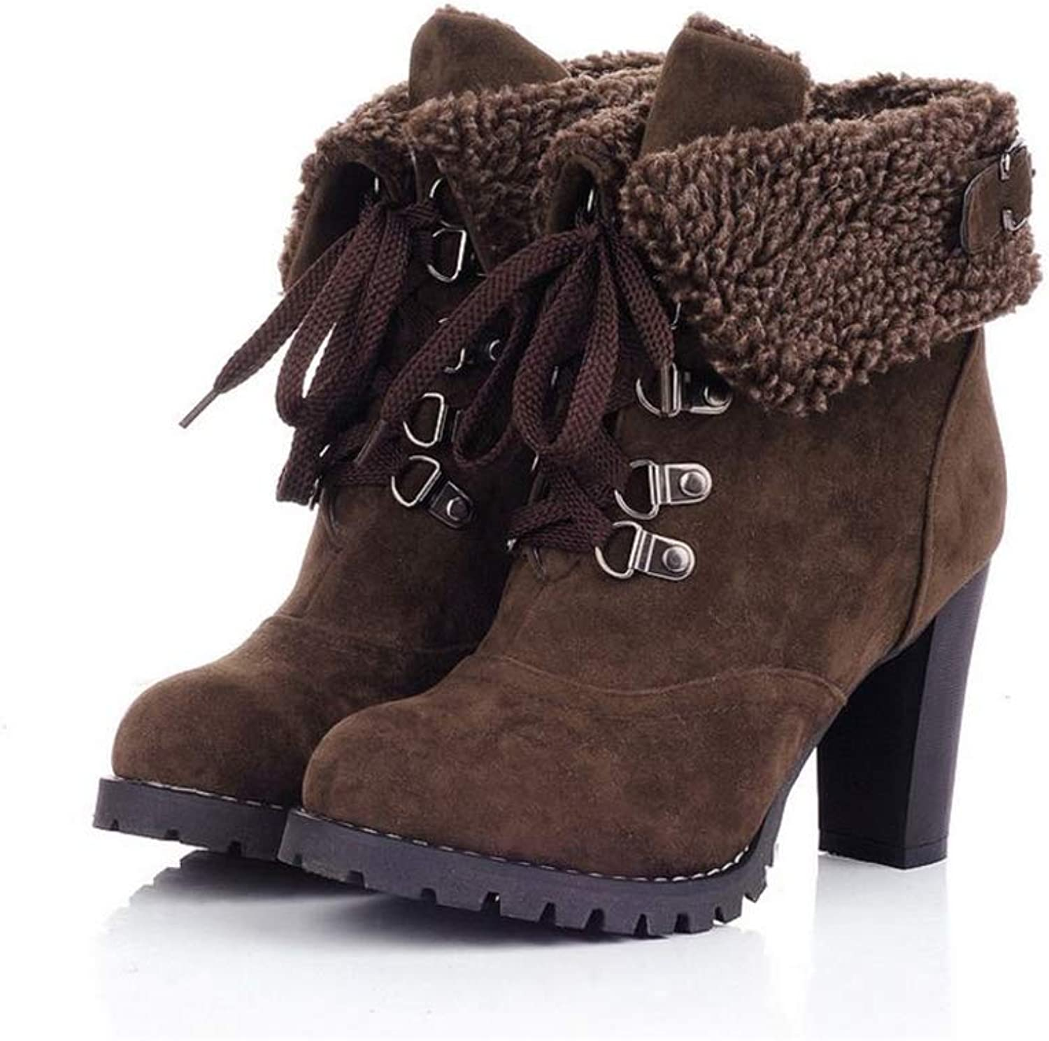 Excellent.c New Martin Boots Fashion Women's Boots England Wind Low Boots