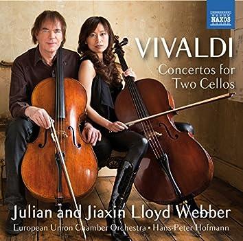 Vivaldi: Concertos for 2 Cellos