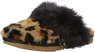 UGG Kids' Cozy Ii Leopard Slipper