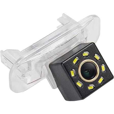 Misayaee Rückfahrkamera Kennzeichenbeleuchtung Mit Elektronik