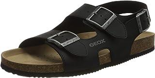 Geox U Sandal Ghita B, Uomo
