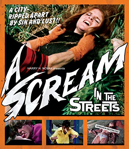 A Scream In The Streets [Blu-ray]