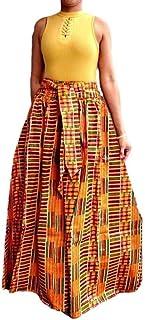 Shophaven African Skirt #1, Women's Kente Skirt, African Skirt, Ankara Skirt, African Women's Clothing, African Fabric Ski...