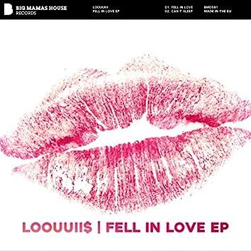 Fell In Love EP