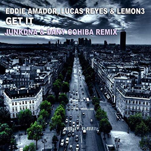 Eddie Amador, Lucas Reyes & Lemon3