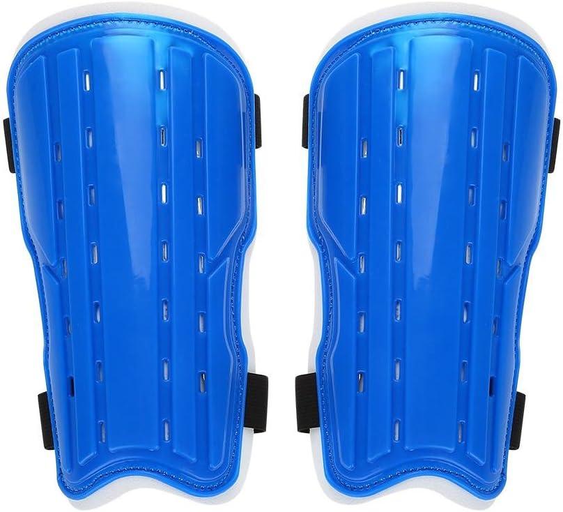 1Pair Adults Breathable Shockproof Soccer Sports Shin Pad Adjustable Football Leg Protective Guards Protective Gear Dioche Soccer Shin Guard