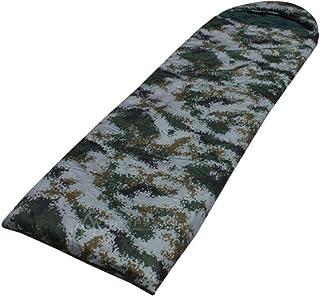 ZCP Thicken Digital Camouflage Sleeping Bag Warm Outdoor Field Sleeping Bag Single Soldier Sleeping Bag