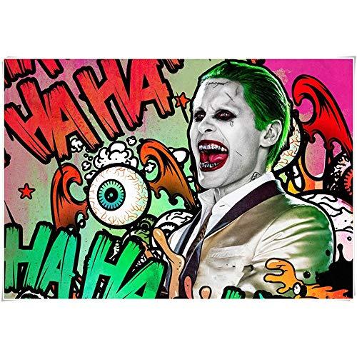 DJHOLI Joker Adultos de Madera Rompecabezas Puzzles de Suelo 300 500 1000 1500 Unidades, Intelectual Juego de Aprendizaje de educación descompresión Juguetes (Size : 1500Pcs)
