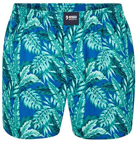 Happy Shorts American Boxer Boxershorts Shorts Webboxer D41 witzige Designs NEU, Grösse:S - 4-48, Farbe:Design 041