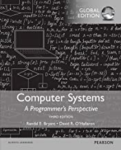 Computer Systems: A Programmer's Perspective with MasteringEngineering, Global Edition