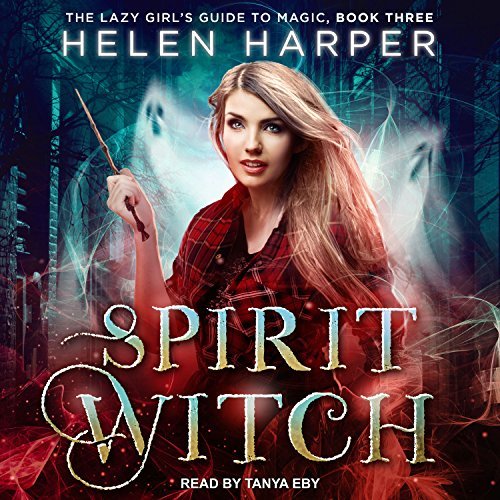 Spirit Witch cover art