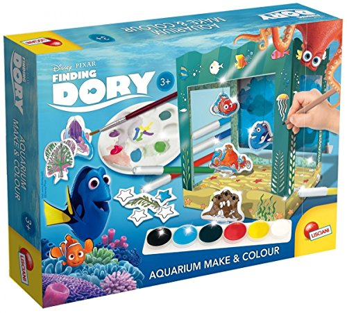 Dory Aquarium. Make and colour