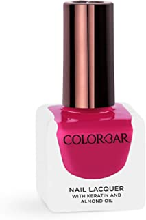 Colorbar Nail Lacquer, Fuschia Flush, 12 ml