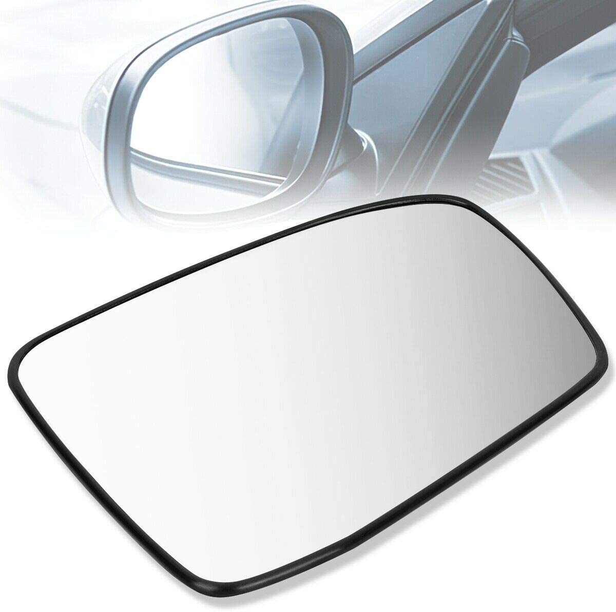 SCKJ Compatible with Directly managed store PassengerOE depot Style Side Right Mirror Gl Door