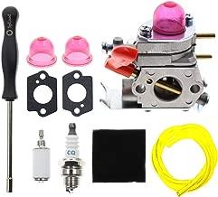 Carbhub 530071811 Carburetor for Poulan Pro 530071811 LE Featherlite PP025 PP125 P4500 PP258TP PP25E Trimmer Craftsman C1U-W19 530071811