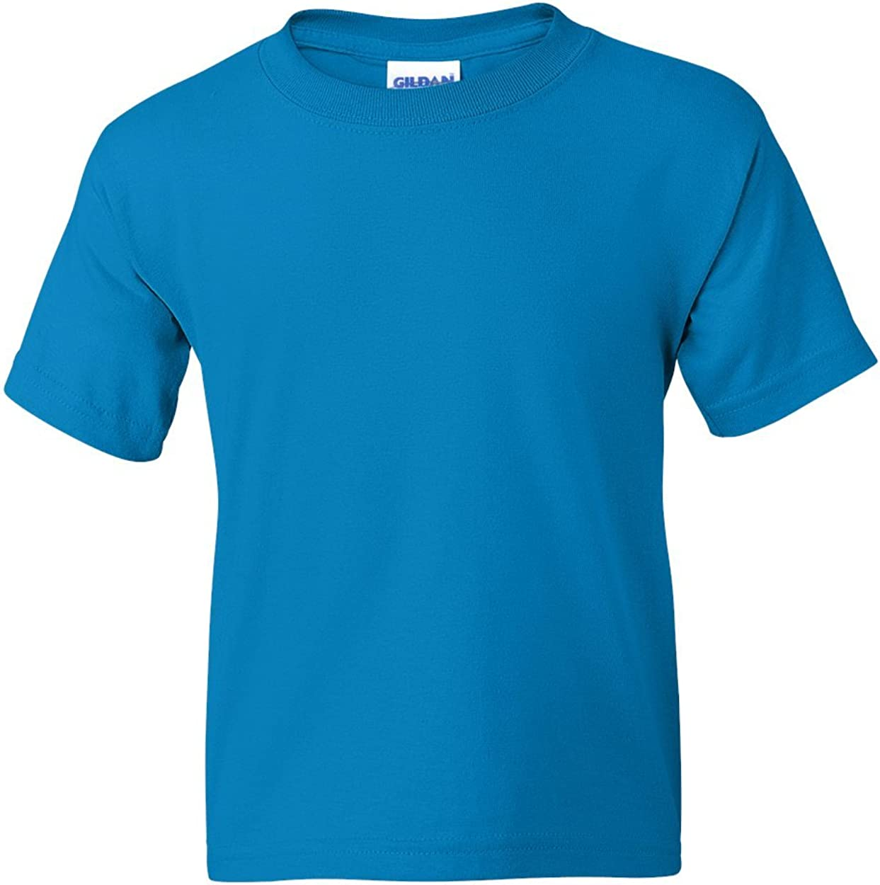 Gildan Classic Fit Youth T-Shirt, Sapphire, Small