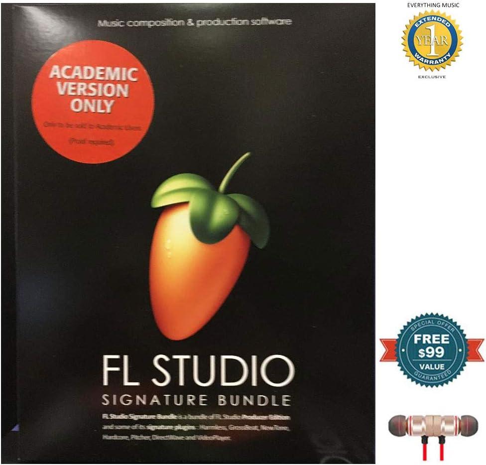 Fl Studio 20 Signature Edition Student Teacher Boxed in Ranking TOP6 Academic Atlanta Mall
