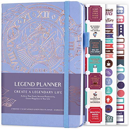 Legend Planner - Planificador de vida semanal y mensual de...