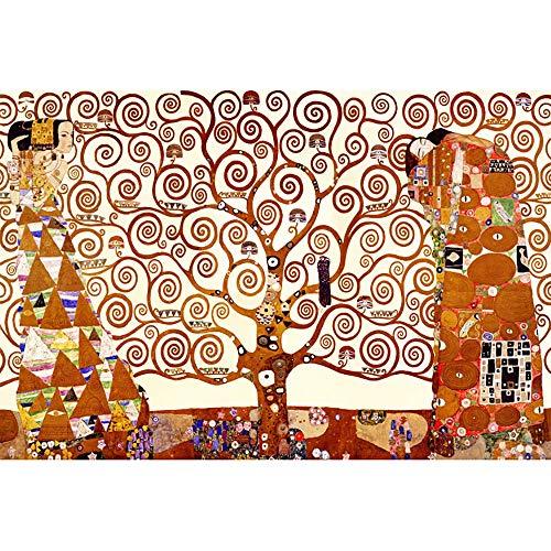s Rompecabezas, Aguacate Park, Propicio del Árbol, Adulto Juguete Educativo De Descompresión, 500/1000/1500/2000/3000/4000/5000/6000 Piezas 0718 (Color : B, Size : 6000 Pieces)