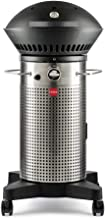 Fuego F21S-H Element Hinged Propane Gas Grill, Stainless Steel