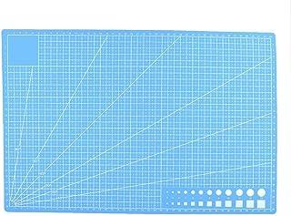 A3 grille lignes tapis de coupe artisanat de couture tapis de coupe auto-cicatrisant planche à découper en tissu artisanal...
