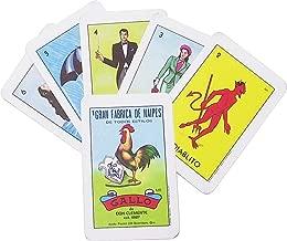 Don Clemente Original Mexican Loteria Deck - Bingo Game Deck of Cards