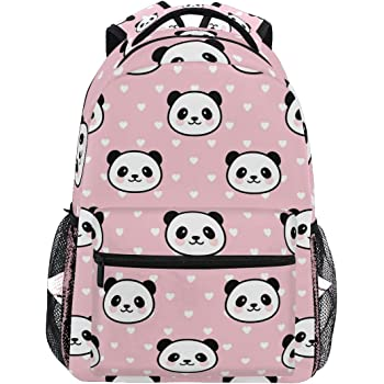 Backpack Kawaii Fox Cat Panda Childrens Kids School Bag Cute Animal Sass /& Belle
